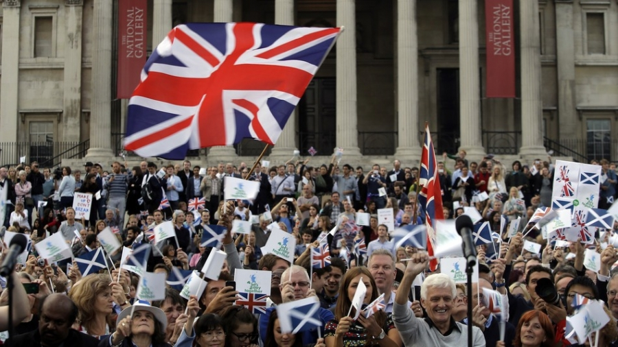 Dear Scotland: You Gave Us Britishness. Please Don't Take It Away
