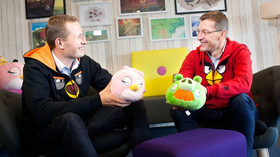 Rovio CEO Passes Torch as 'Angry Birds' Maker Falters